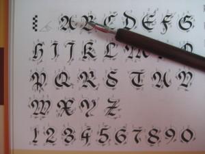Buchstaben