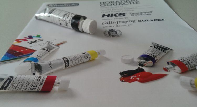 schmincke Kalligraphie 1