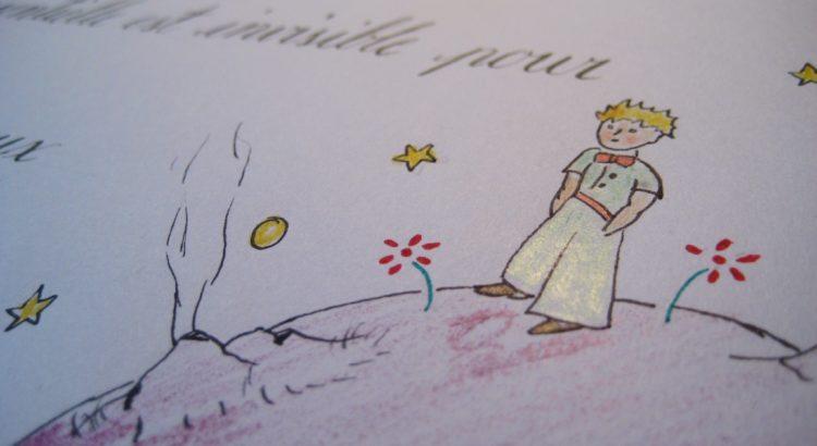 Le petit prince Kalligraphie 3