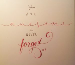 you-are-awesome-kalligraphie-2